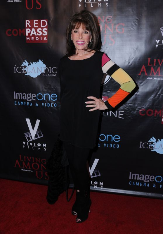 "Kate Linder – ""Living Among Us"" Red Carpet in Los Angeles"