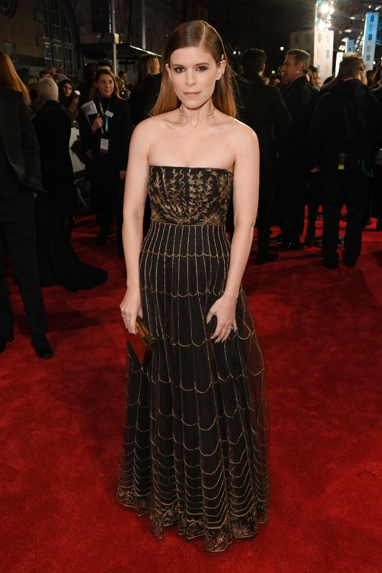 Kate Mara 2018 British Academy Film Awards