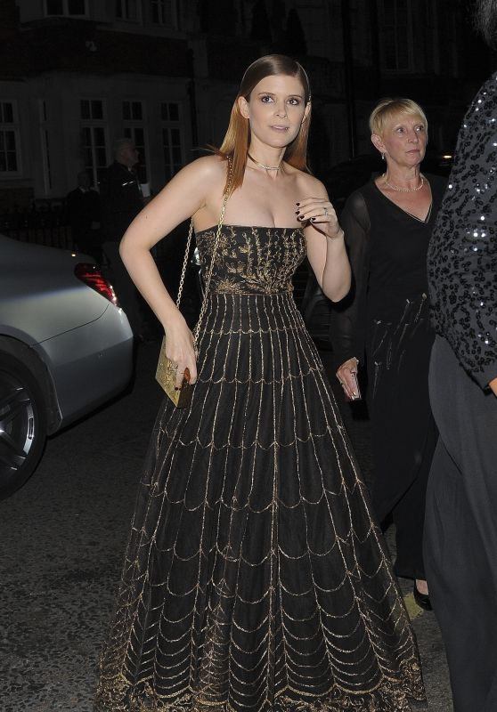 Kate Mara – Vogue and Tiffany & Co BAFTA Afterparty in London