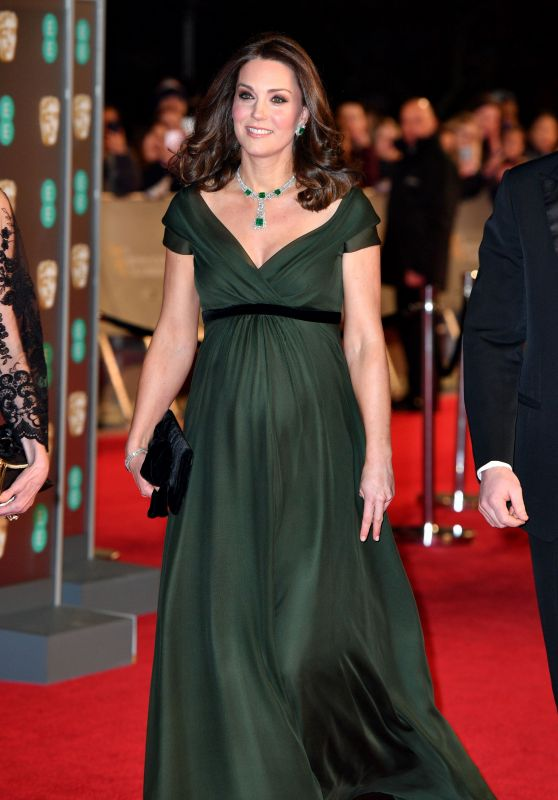 Kate Middleton – 2018 British Academy Film Awards
