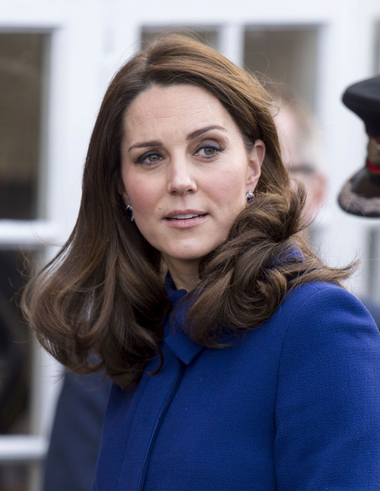 Kate Middleton Opens An Action On Addiction Community