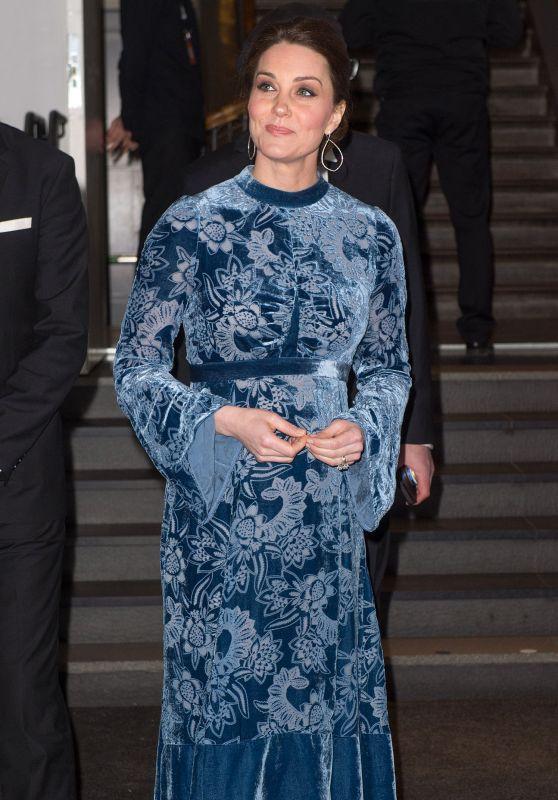 Kate Middleton - Reception to Celebrate Swedish Culture in Stockholm