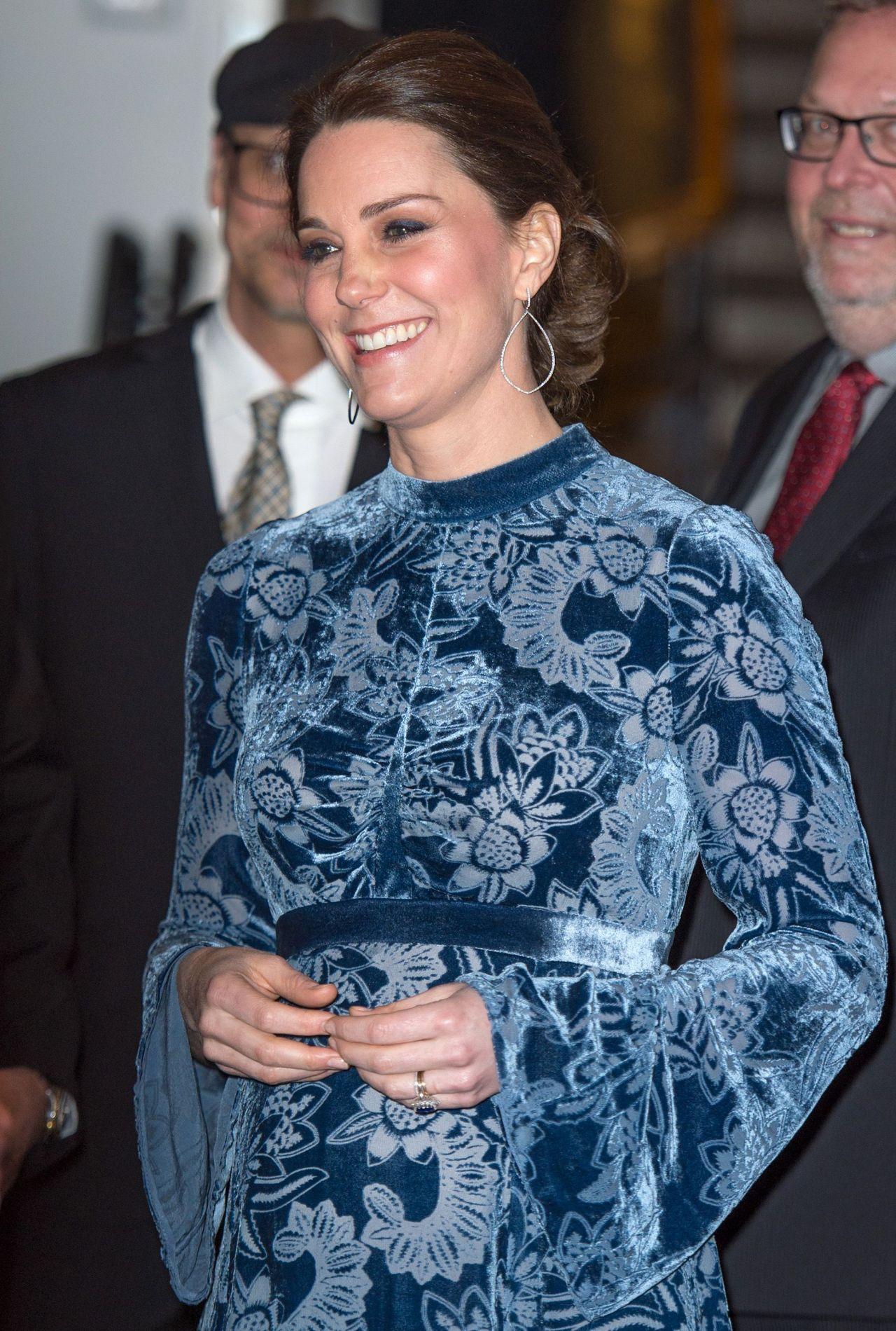 Kate Middleton - Reception to Celebrate Swedish Culture in ... Monica Bellucci 2018