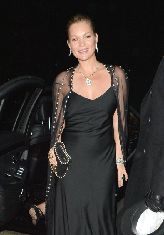 Kate Moss – Vogue and Tiffany & Co BAFTA Afterparty in London