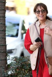 Katey Sagal - Shopping in Beverly Hills 02/05/2018