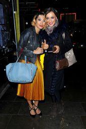 Katya Jones, Luba Mushtuk and Karen Clifton – BBC's Bruce: A Celebration Event in London