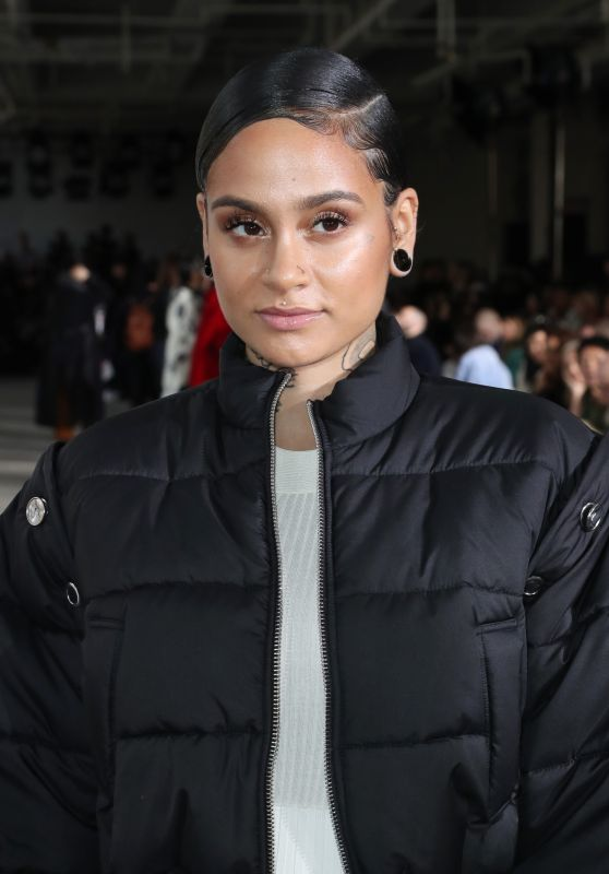 Kehlani - 3.1 Phillip Lim Show FW18 at NYFW