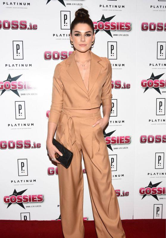 Kelly Horrigan – The Gossies 2018 Awards in Dublin