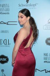 Kira Kosarin – Make-Up Artist & Hair Stylist Guild Awards in LA