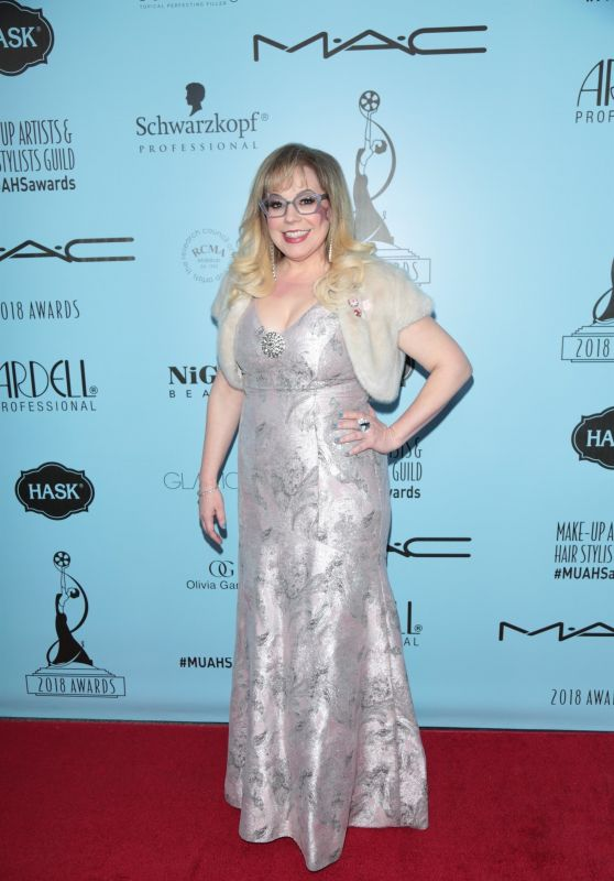 Kirsten Vangsness – Make-Up Artist & Hair Stylist Guild Awards in LA