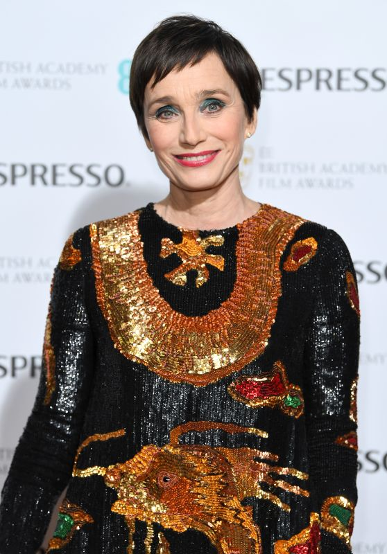 Kristin Scott Thomas – British Academy Film Awards Nominees Party in London