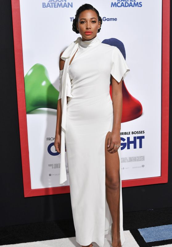 "Kylie Bunbury – ""Game Night"" Premiere in LA"