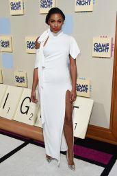 "Kylie Bunbury – ""Game Night"" Premiere in LA"