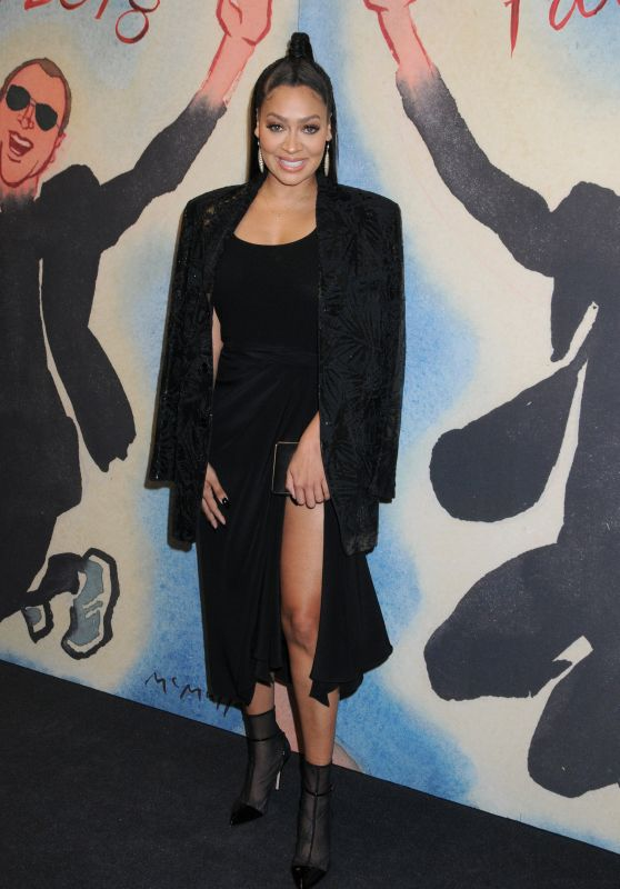 LaLa Anthony – Michael Kors Show FW18, NYFW