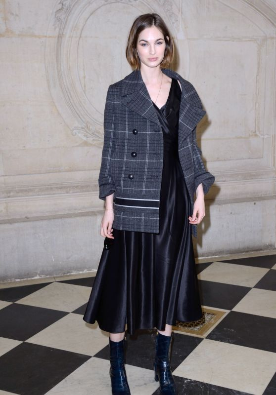 Laura Love – Christian Dior Show FW18 in Paris