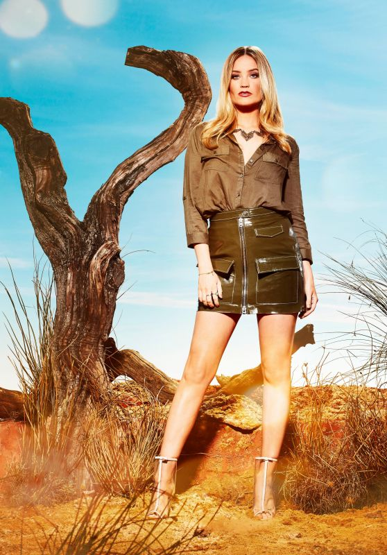 Laura Whitmore - Survival Of The Fittest Promos February 2018