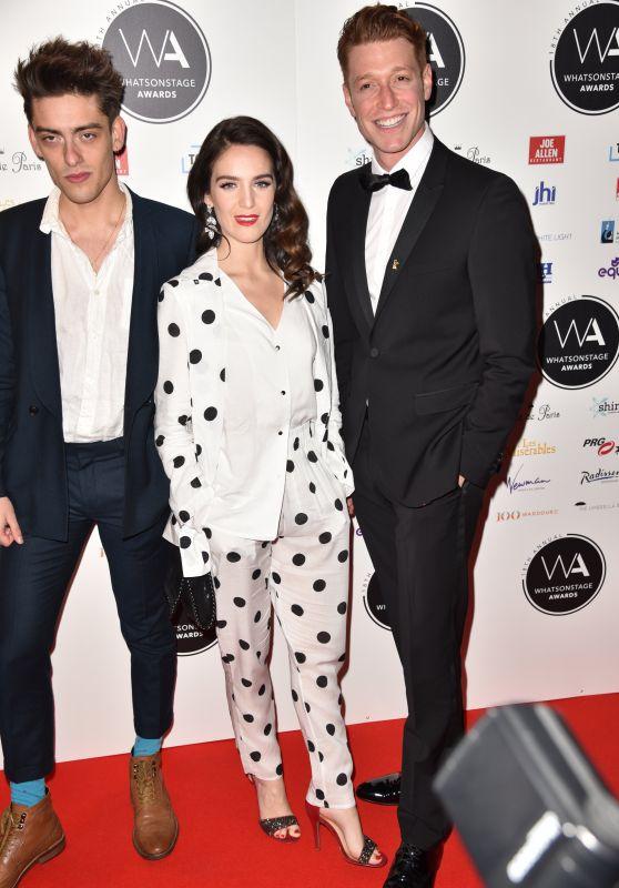 Lauren Samuels – 2018 WhatsOnStage Awards in London