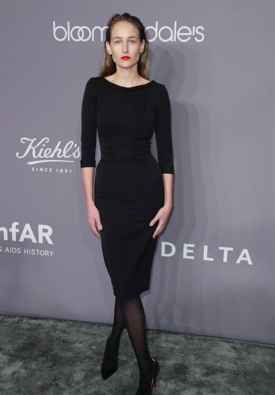 Leelee Sobieski – 2018 amfAR Gala in NYC