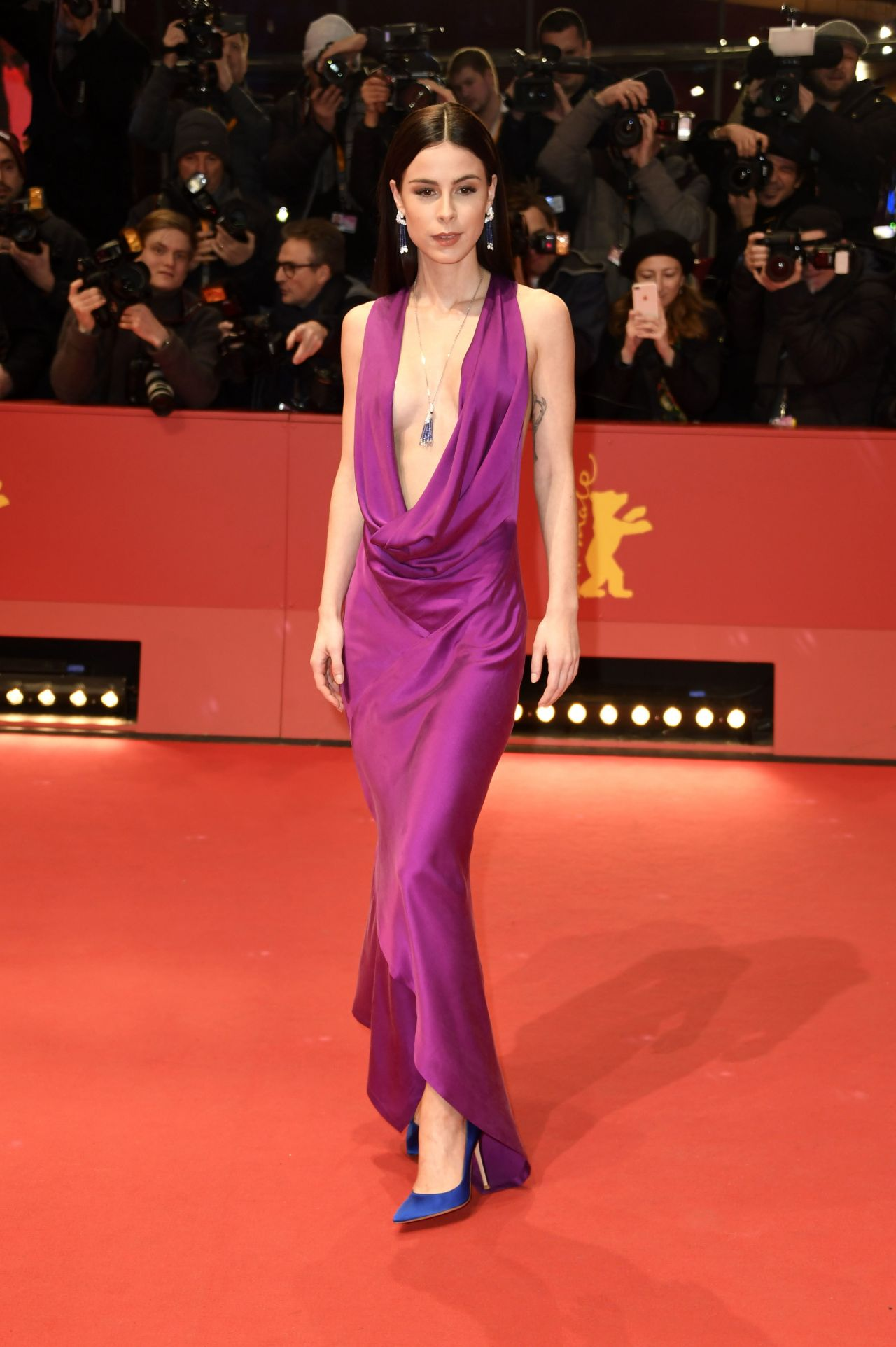 Lena Meyer-Landrut - 3 Days in Quiberon Premiere at