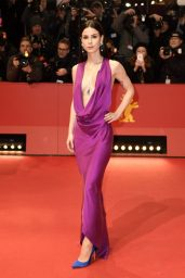 "Lena Meyer-Landrut - ""3 Days in Quiberon"" Premiere at Berlinale 2018"