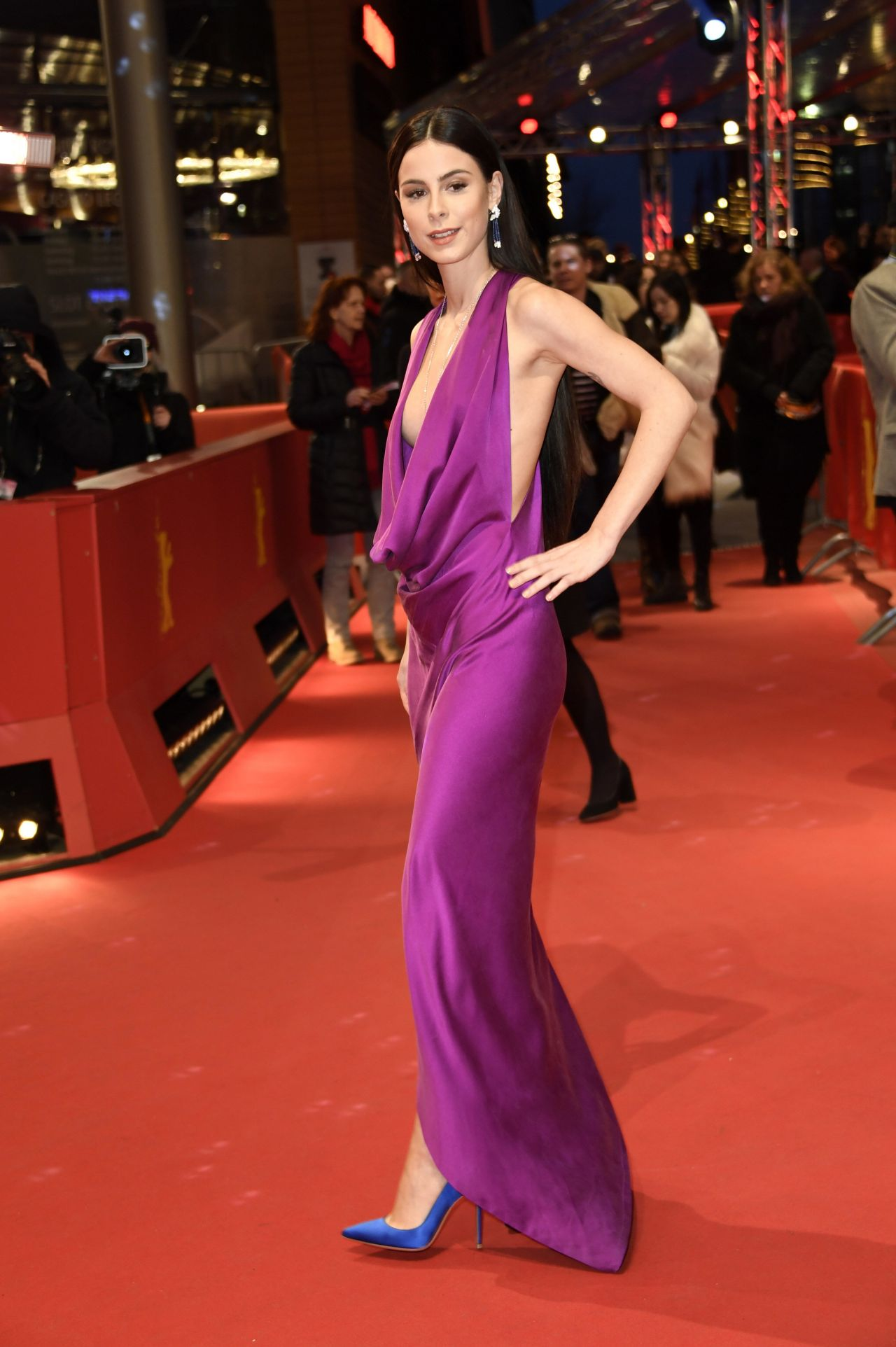 Lena Meyer Landrut Quot 3 Days In Quiberon Quot Premiere At