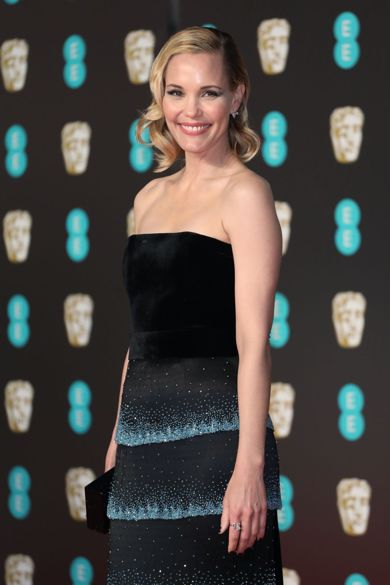 Leslie Bibb 2018 British Academy Film Awards