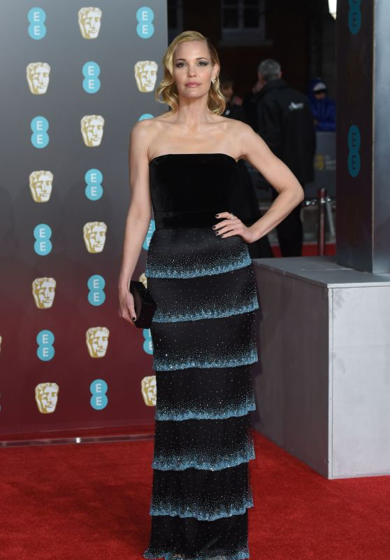 Leslie Bibb – 2018 British Academy Film Awards