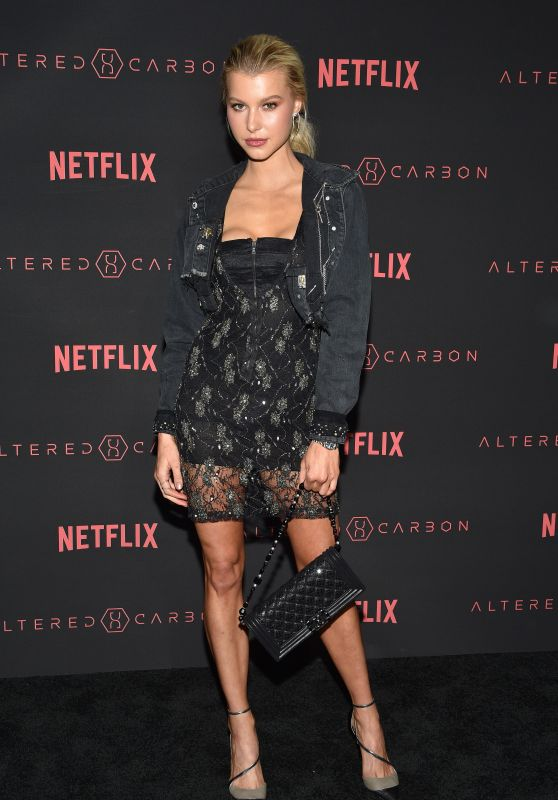 """Lexi Atkins - """"Altered Carbon"""" Premiere in Los Angeles"""