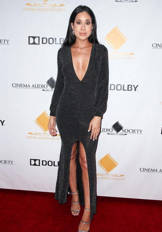 Lexi Noel – The Cinema Audio Society Awards 2018 in LA