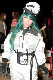 Lil Kim – Marc Jacobs Fashion Show, NYFW 02/14/2018