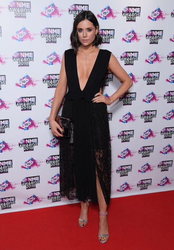 Lilah Parsons – VO5 NME Awards in London