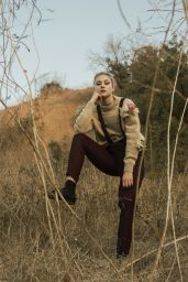 Lili Reinhart - Photoshoot for Pulse Spikes, Winter 2018