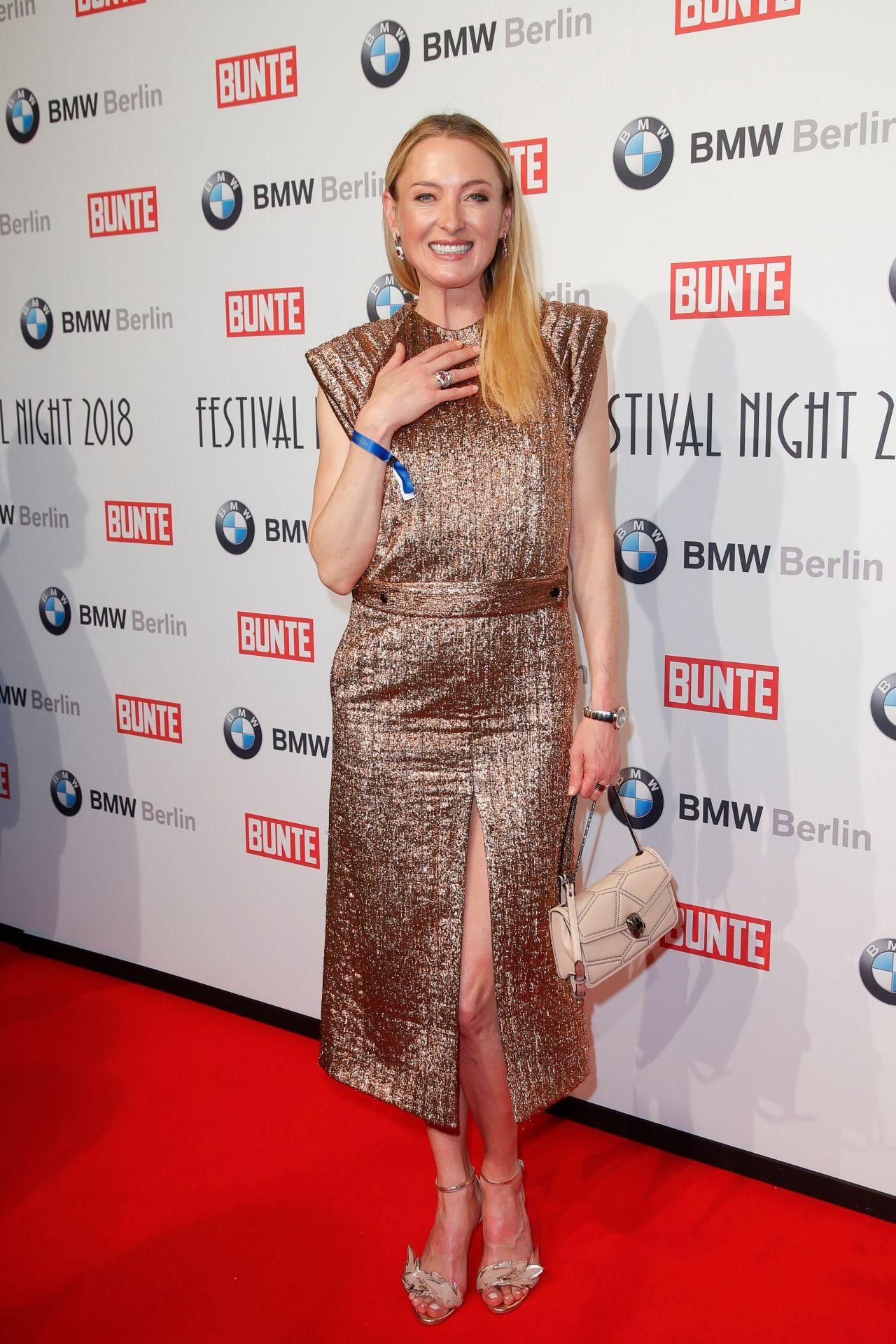 Lilly Zu Sayn Wittgenstein Berleburg Bunte Bmw Host Festival
