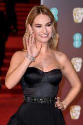 Lily James – 2018 British Academy Film Awards