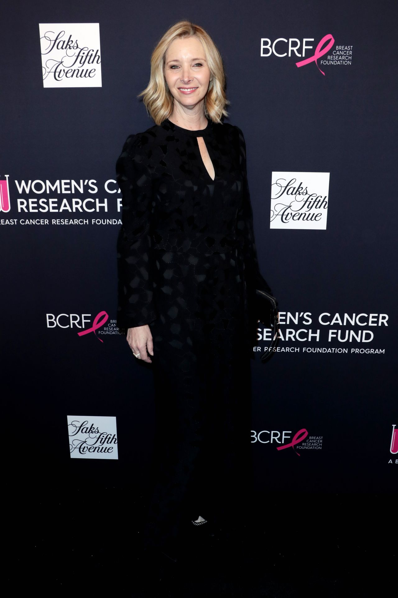 Lisa Kudrow The Womens Cancer Research Fund Hosts An