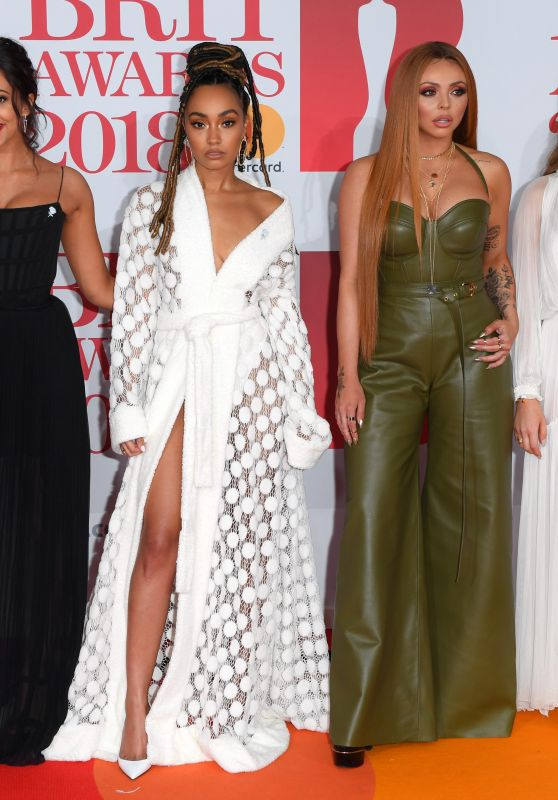 Little Mix – 2018 Brit Awards in London