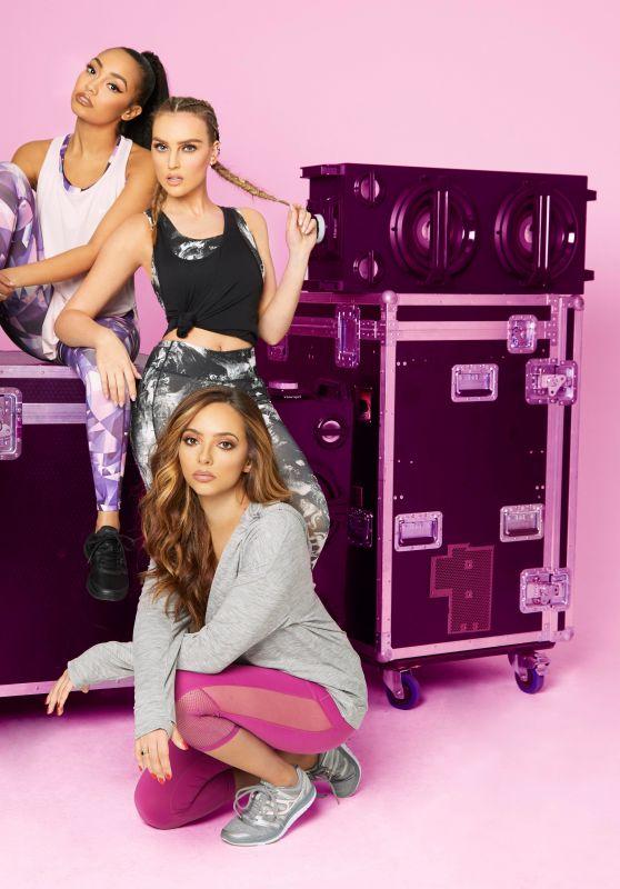 Little Mix - USA Pro Photoshoot 2018