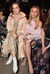 Lizzy Greene - Vivienne Tam Show at NYFW 02/13/2018