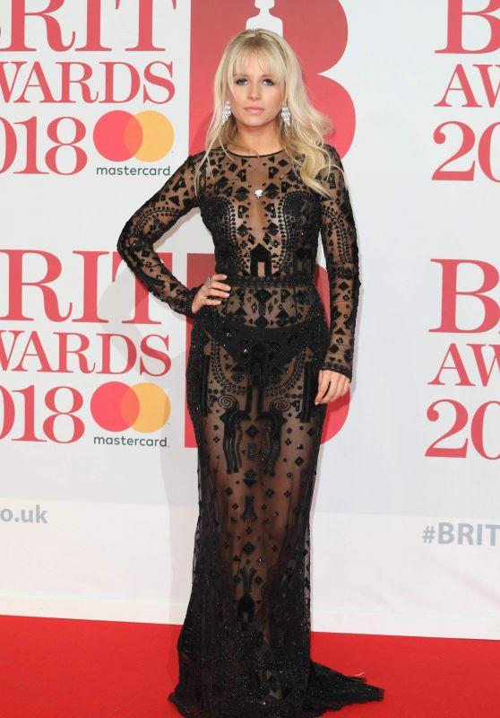 Lottie Moss – 2018 Brit Awards in London
