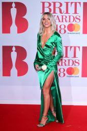 Louisa Johnson – 2018 Brit Awards in London