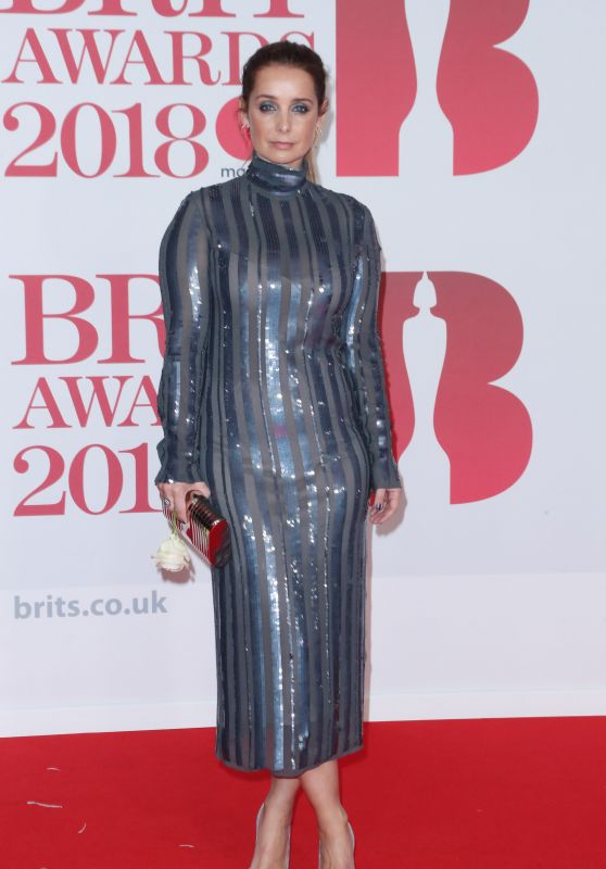 Louise Redknapp – 2018 Brit Awards in London