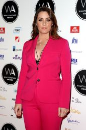 Lucie Jones - 2018 WhatsOnStage Awards in London
