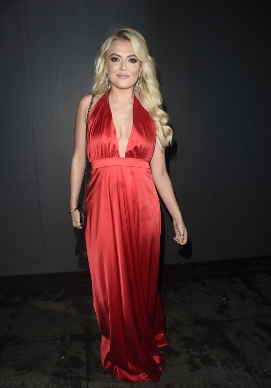 Lucy Fallon – Frame Fifth Anniversary Dinner in New York
