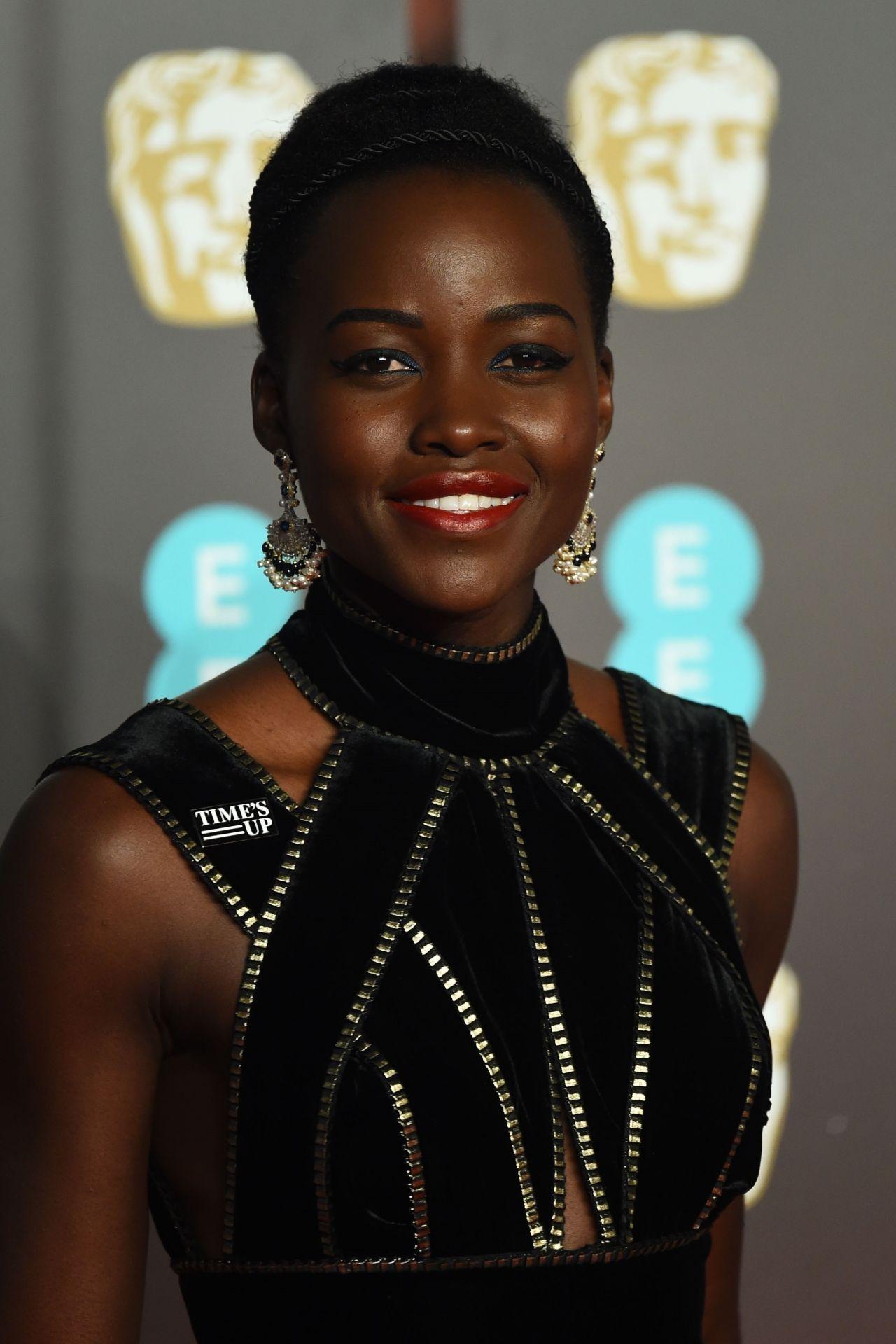 Lupita Nyong O 2018 British Academy Film Awards