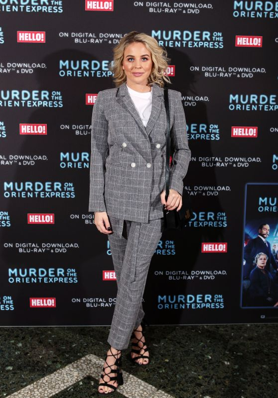 """Lydia Bright – """"Murder On The Orient Express"""" Screening to Celebrate the Blu-Ray and DVD Release in London"""