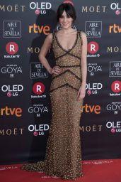 Macarena Garcia – 2018 Goya Awards in Madrid