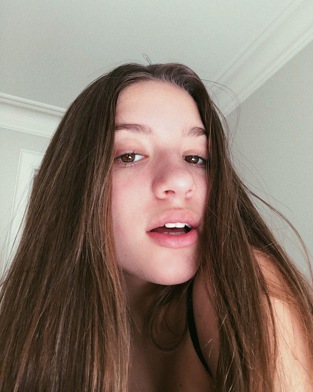 Mackenzie Ziegler Social Media 02 09 2018