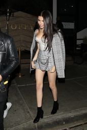 Madison Beer in a White Top - Poppy Nightclub in West Hollywood