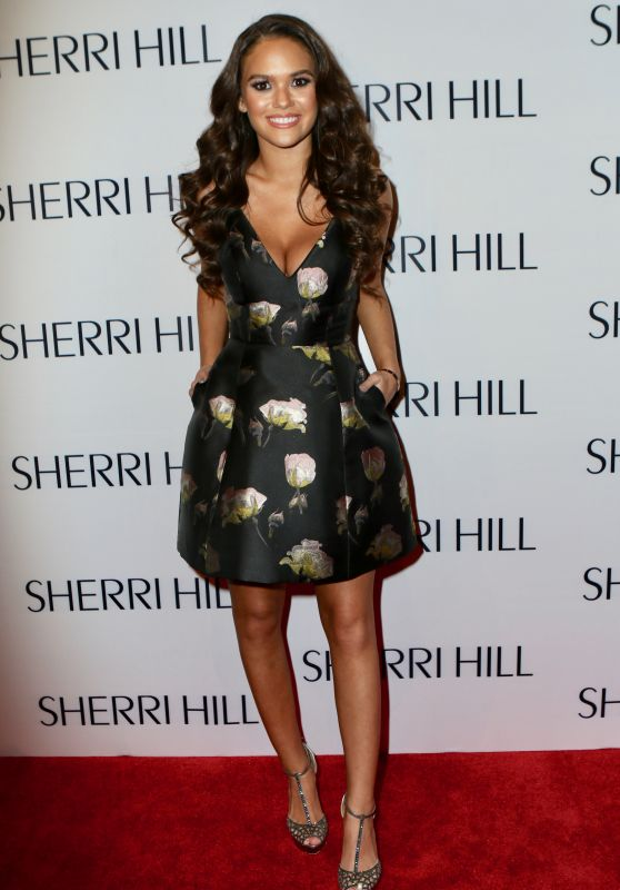 Madison Pettis – Sherri Hill Show FW18 at NYFW