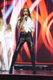 Mandy Grace Capristo Performs at Miss Germany 2018 Event in Rust